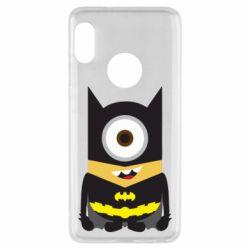 Чохол для Xiaomi Redmi Note 5 Minion Batman