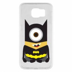 Чохол для Samsung S6 Minion Batman