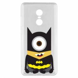 Чохол для Xiaomi Redmi Note 4x Minion Batman
