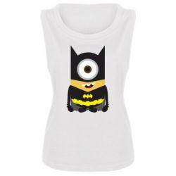 Женская майка Minion Batman - FatLine