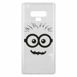 Чехол для Samsung Note 9 Minion head