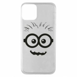 Чехол для iPhone 11 Minion head