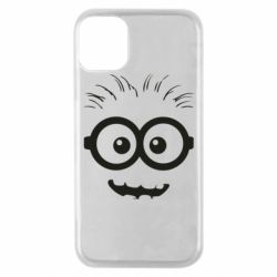 Чехол для iPhone 11 Pro Minion head