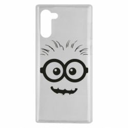 Чехол для Samsung Note 10 Minion head