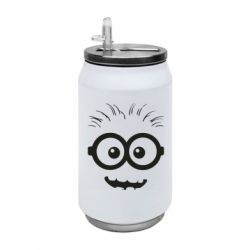 Термобанка 350ml Minion head