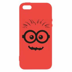 Чехол для iPhone5/5S/SE Minion head