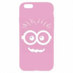 Чехол для iPhone 6/6S Minion head