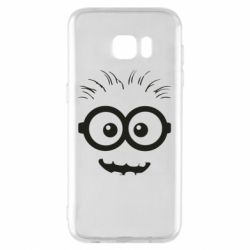 Чехол для Samsung S7 EDGE Minion head