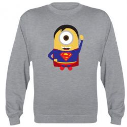 Реглан (свитшот) Minion Superman - FatLine