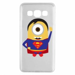 Чохол для Samsung A3 2015 Minion Superman