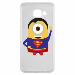 Чохол для Samsung A3 2016 Minion Superman