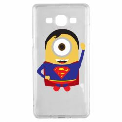 Чохол для Samsung A5 2015 Minion Superman