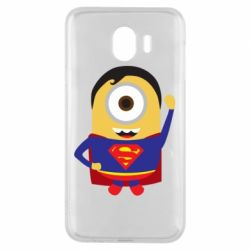 Чохол для Samsung J4 Minion Superman