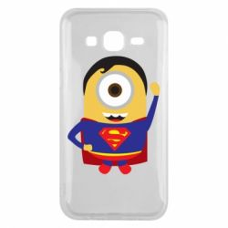 Чохол для Samsung J5 2015 Minion Superman