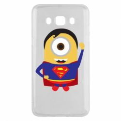 Чохол для Samsung J5 2016 Minion Superman