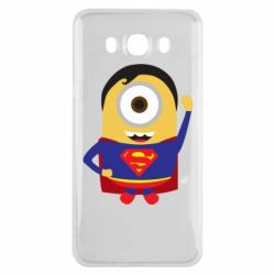 Чохол для Samsung J7 2016 Minion Superman