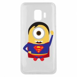 Чохол для Samsung J2 Core Minion Superman