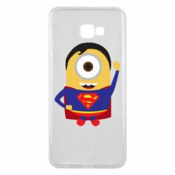 Чохол для Samsung J4 Plus 2018 Minion Superman