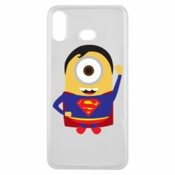 Чохол для Samsung A6s Minion Superman