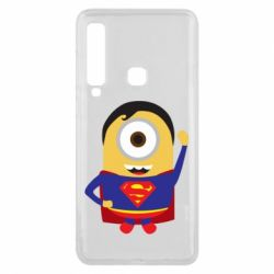 Чохол для Samsung A9 2018 Minion Superman