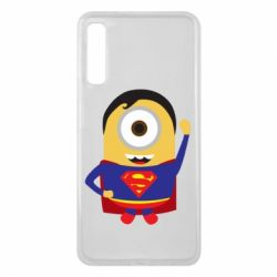 Чохол для Samsung A7 2018 Minion Superman