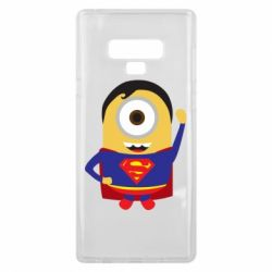 Чохол для Samsung Note 9 Minion Superman
