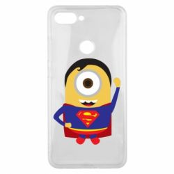 Чохол для Xiaomi Mi8 Lite Minion Superman