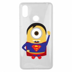 Чохол для Xiaomi Mi Max 3 Minion Superman