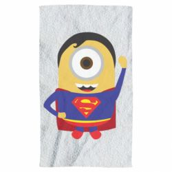 Рушник Minion Superman