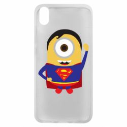 Чохол для Xiaomi Redmi 7A Minion Superman