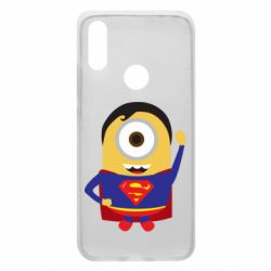 Чохол для Xiaomi Redmi 7 Minion Superman
