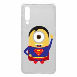 Чохол для Xiaomi Mi9 Minion Superman