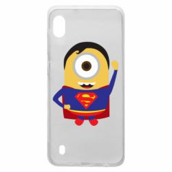 Чохол для Samsung A10 Minion Superman