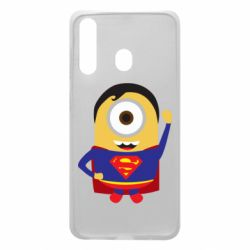 Чохол для Samsung A60 Minion Superman