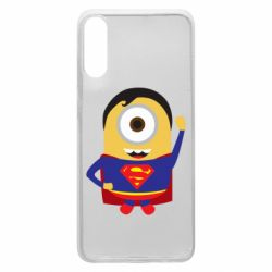 Чохол для Samsung A70 Minion Superman