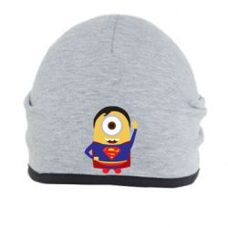 Шапка Minion Superman