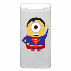 Чохол для Samsung A80 Minion Superman