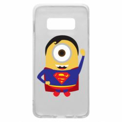 Чохол для Samsung S10e Minion Superman