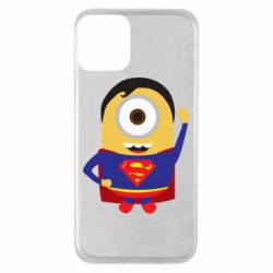 Чохол для iPhone 11 Minion Superman