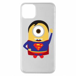 Чохол для iPhone 11 Pro Max Minion Superman