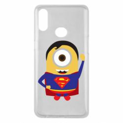 Чохол для Samsung A10s Minion Superman
