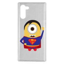 Чохол для Samsung Note 10 Minion Superman