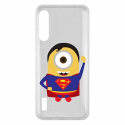 Чохол для Xiaomi Mi A3 Minion Superman