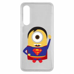 Чохол для Xiaomi Mi9 SE Minion Superman