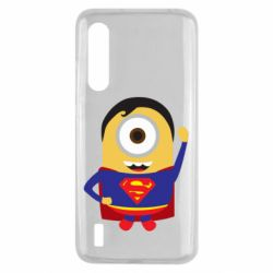 Чохол для Xiaomi Mi9 Lite Minion Superman