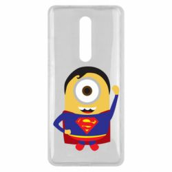Чохол для Xiaomi Mi9T Minion Superman