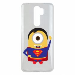 Чохол для Xiaomi Redmi Note 8 Pro Minion Superman