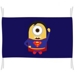 Прапор Minion Superman