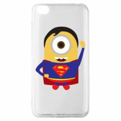 Чохол для Xiaomi Redmi Go Minion Superman