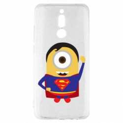 Чохол для Xiaomi Redmi 8 Minion Superman